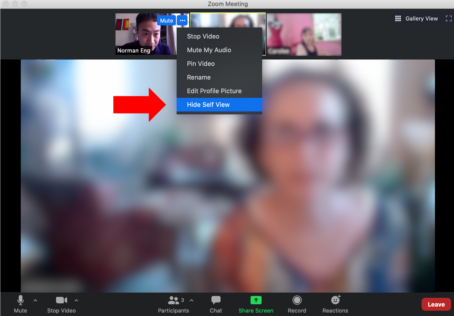 Getting Students To Show Their Faces On Zoom (Part 2)
